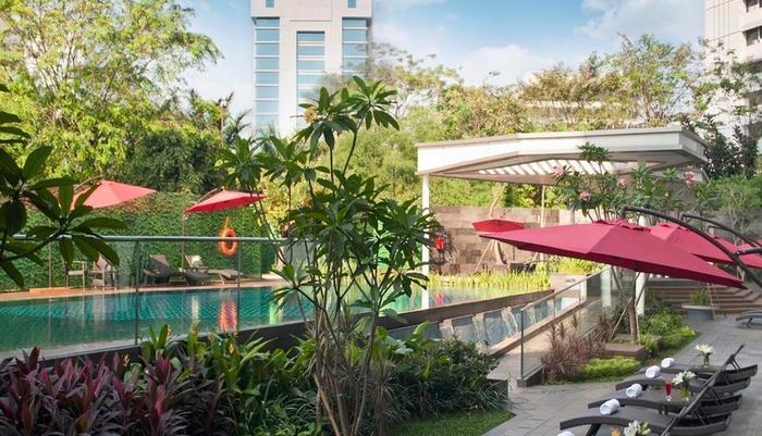 Grand Melia Jakarta - Renang