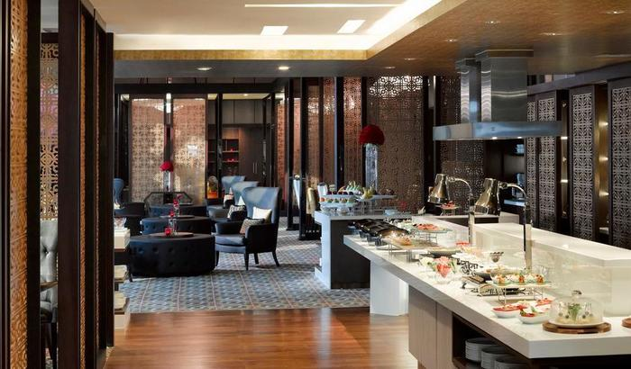 Grand Melia Jakarta - Red Level Executive Lounge