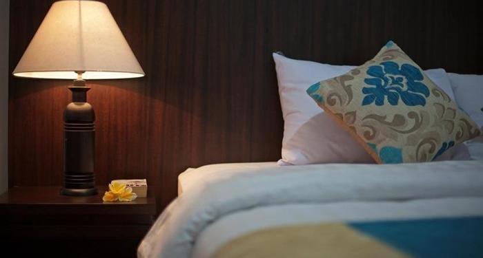 Abian Srama Hotel Bali - Kamar tidur