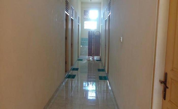 Hotel Musafir Inn Padang - Koridor