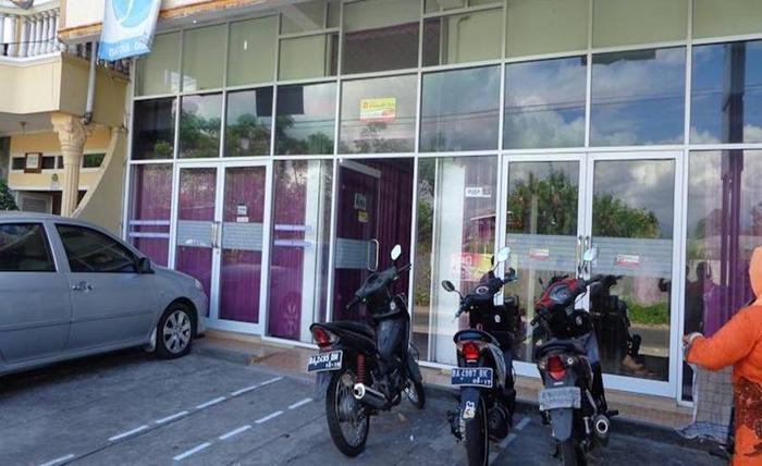 Hotel Musafir Inn Padang - Eksterior