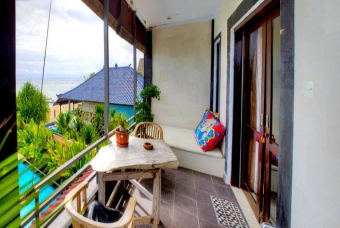 Tarci Bungalows Bali - Teras