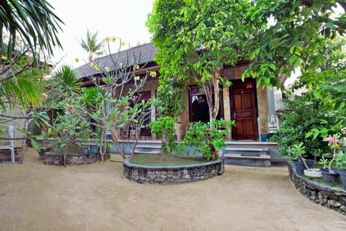 Tarci Bungalows Bali - Eksterior