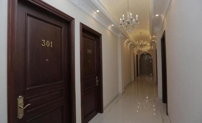Alivio Suites Kuningan Jakarta Jakarta - Interior