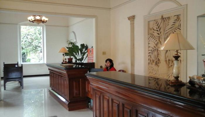 Palm Hotel Bondowoso - resto