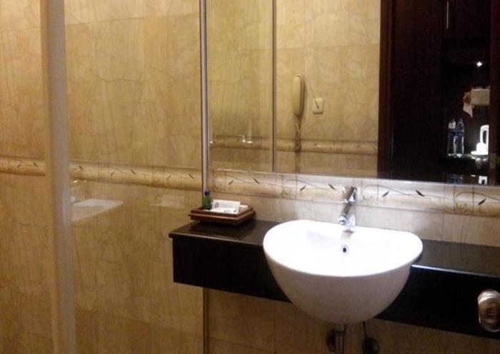 Hotel Tematik Jakarta - Kamar mandi