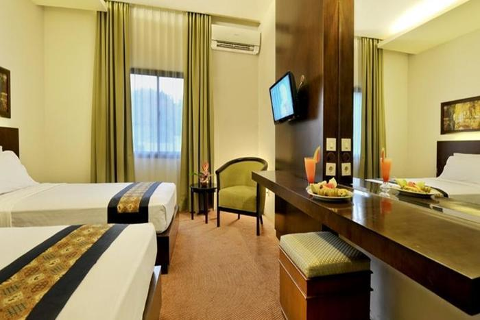 Hotel Grasia Semarang - Deluxe Tempat Tidur Twin