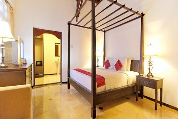 Royal Tunjung Villa And Spa Bali - Kamar tamu