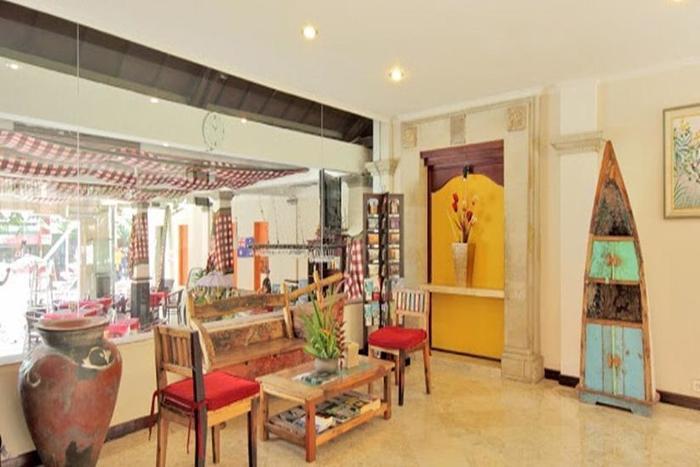 Royal Tunjung Villa And Spa Bali - Ruang tamu