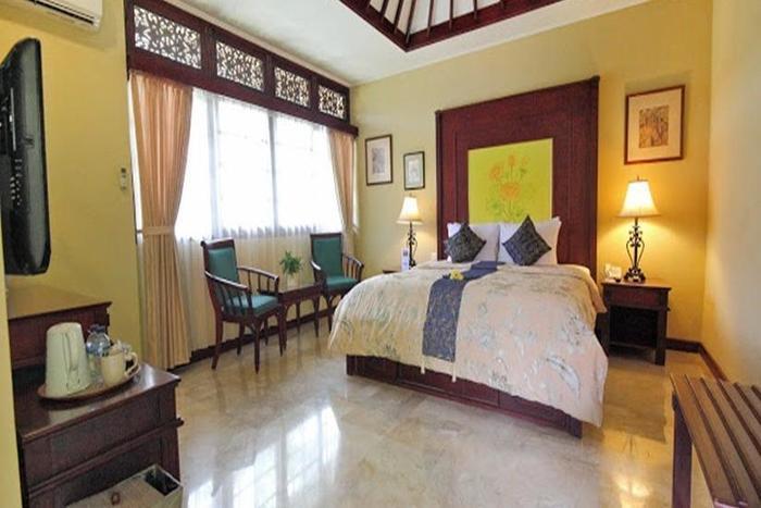 Royal Tunjung Bali Villa Legian - Kamar tamu