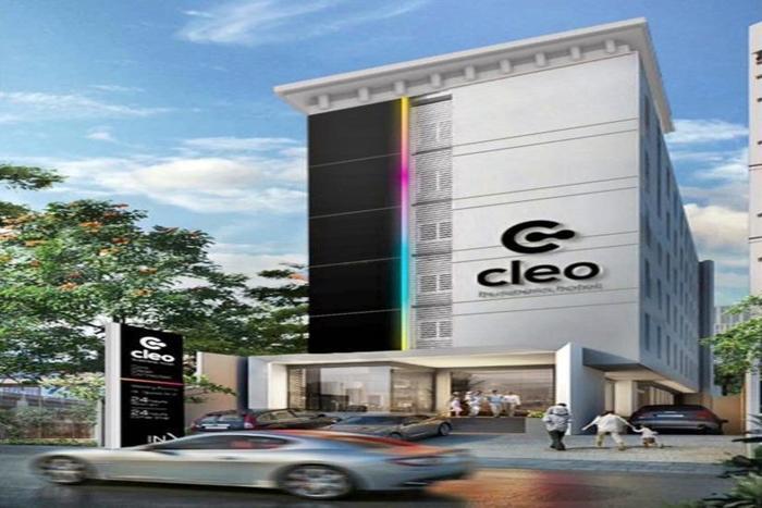 Hotel Cleo Surabaya - Tampilan Luar Hotel