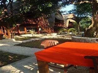 Lotus Garden Huts Bali -