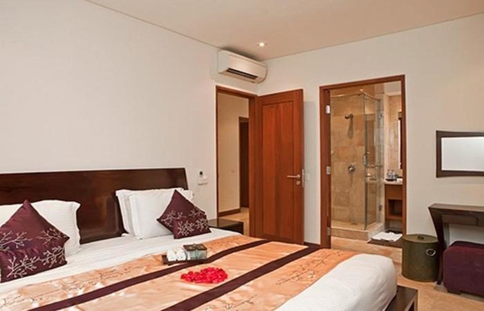 The Segara Suite Bali - Kamar tamu