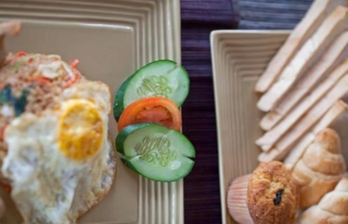The Segara Suite Bali - Makanan