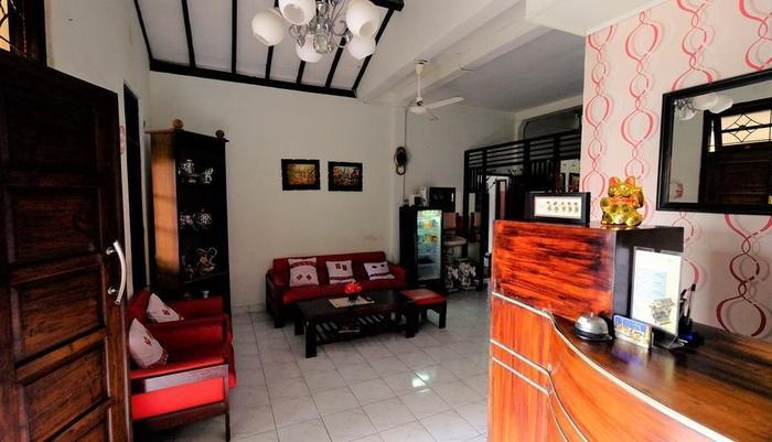 Hotel Paramitha Yogyakarta - LOBBY