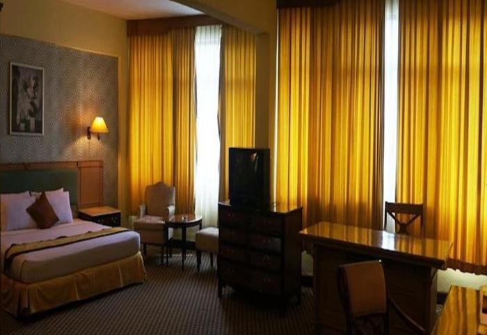 Hotel Ratu Mayang Garden Pekanbaru - Kamar Tamu