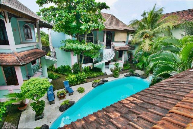 Hotel Puri Royan Bali - Tampilan Luar