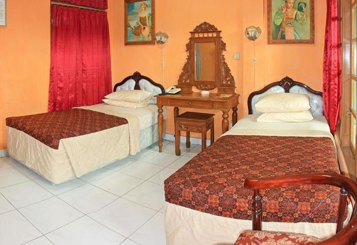 Hotel Puri Royan Bali - Kamar Standard AC