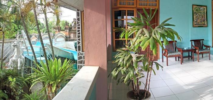 Hotel Puri Royan Bali - Teras Atas