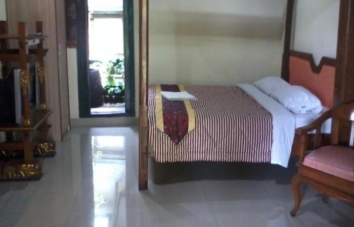 Taman Teratai Hotel Bogor - Kamar tamu