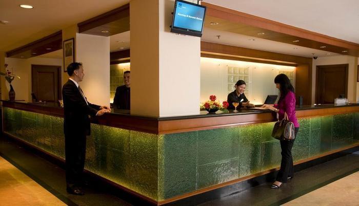 Novotel Batam - Reception Area