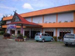 PIA Hotel Padang Sidimpuan Medan - Tampak Luar
