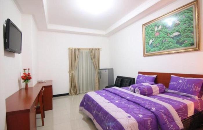Golden Mansion Jakarta - Kamar