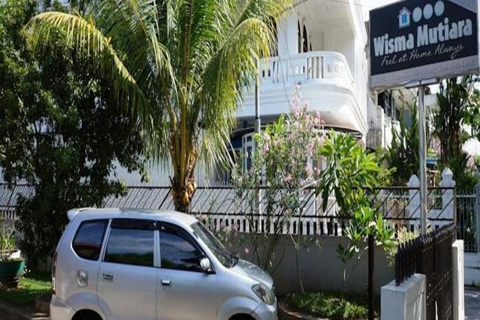 Wisma Mutiara Padang - Parkir