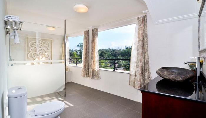 Bali Spirit Hotel & Spa Bali - President Bathroom