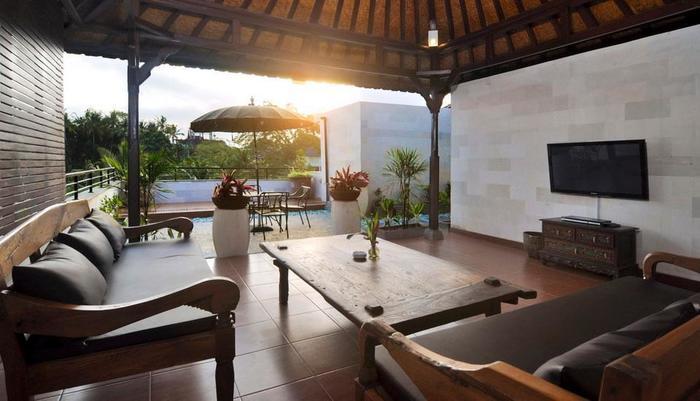 Bali Spirit Hotel & Spa Bali - President Balcony