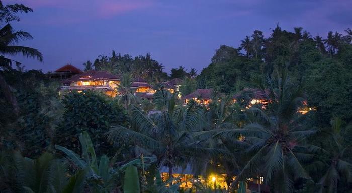 Bali Spirit Hotel & Spa Bali - Pemandangan