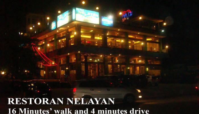 Hotel Pondok 68 Padang - kawasan