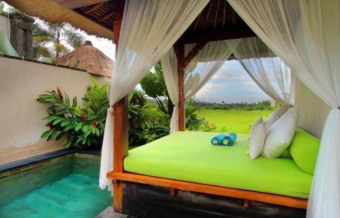 Alam Puisi Villa Bali - Interior