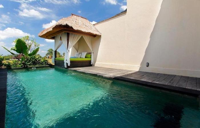 Alam Puisi Villa Bali - Kolam Renang