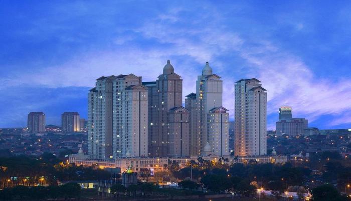 Best Western Plus Kemayoran Hotel Jakarta - Hotel View