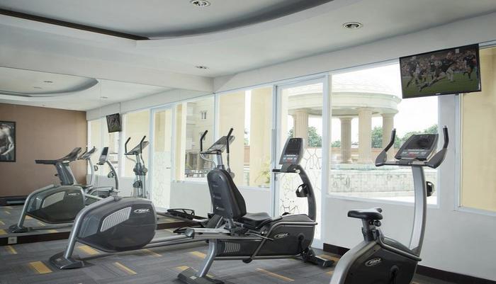 Best Western Plus Kemayoran Hotel Jakarta - fitness center