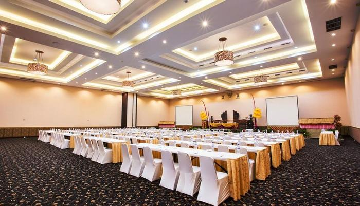 Goodway Hotels & Resort Bali - Ballroom
