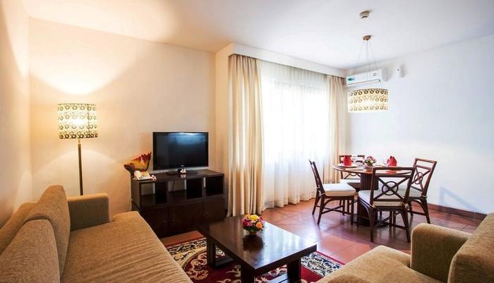 Goodway Hotels & Resort Bali - Ruang tamu