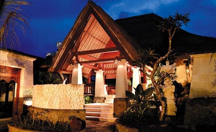 Kori Ubud Resort Spa & Restaurant Bali - Lobi