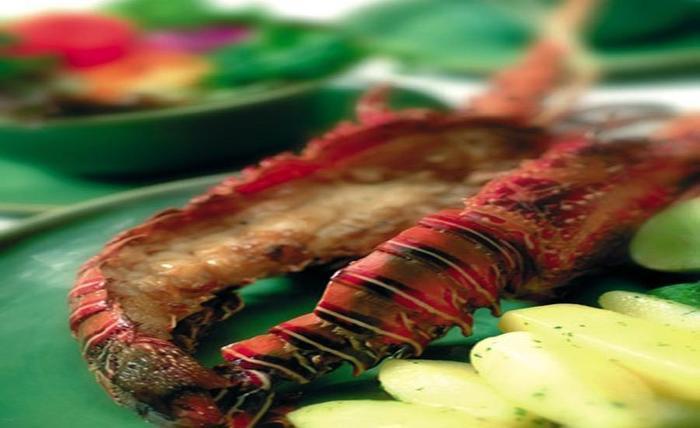 Kori Ubud Resort Spa & Restaurant Bali - Lobster Menu