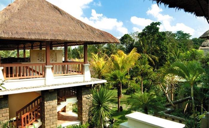 Kori Ubud Resort Spa & Restaurant Bali - Restoran