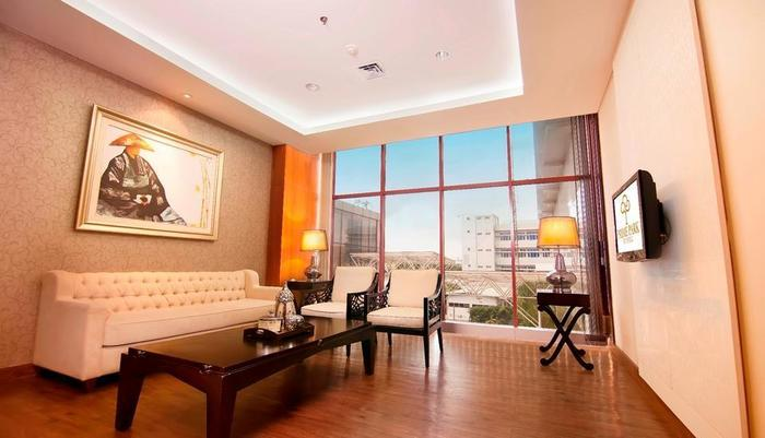 PRIME PARK Hotel Bandung - Veranda