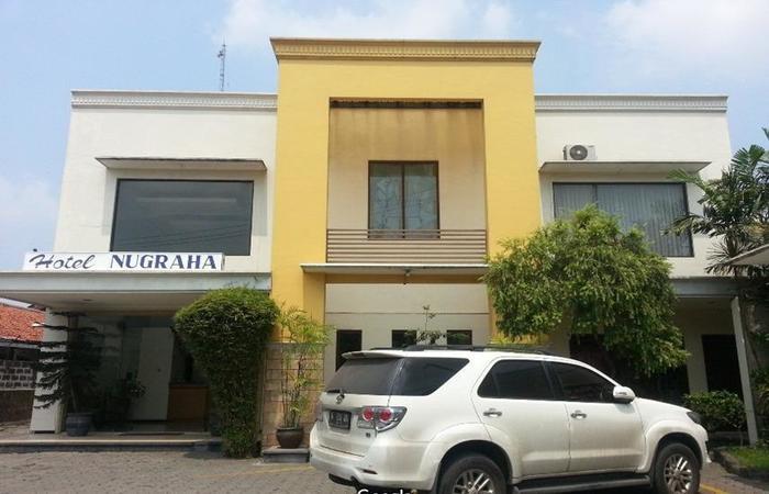 Hotel Nugraha Malang Malang - Eksterior