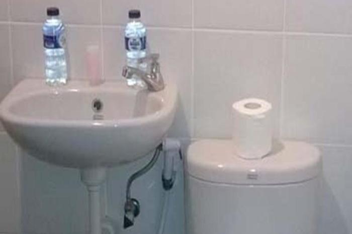 Maven Gunung Sahari Jakarta - Bathroom