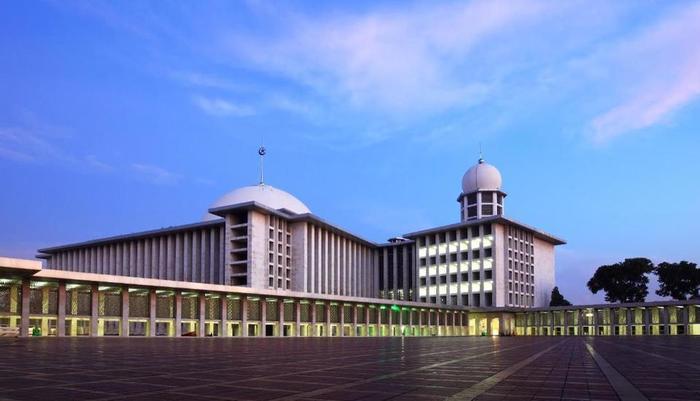 Maven Gunung Sahari Jakarta - sadf