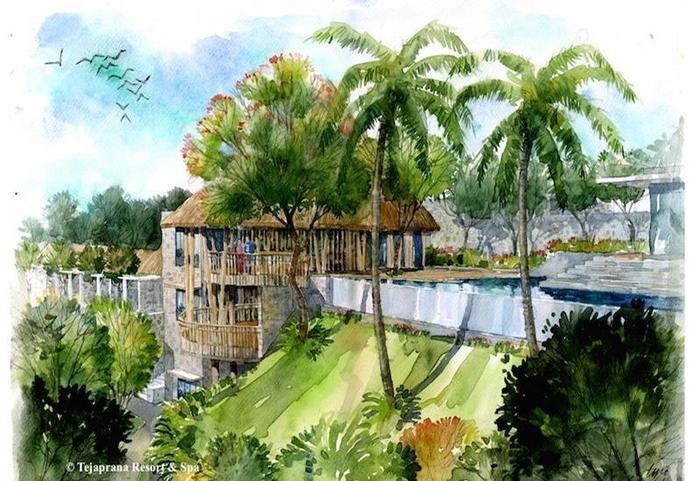 Tejaprana Resort & Spa Bali - Eksterior