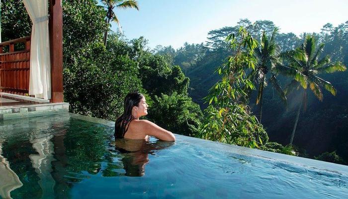 Tejaprana Resort & Spa Bali - Infinity Pool