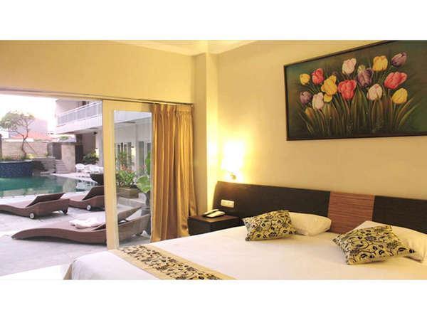 Losari Sunset Bali - Kamar Deluxe