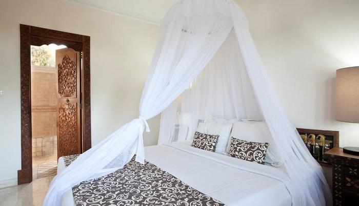 Villa Coco Bali - kamar tidur 4 bed