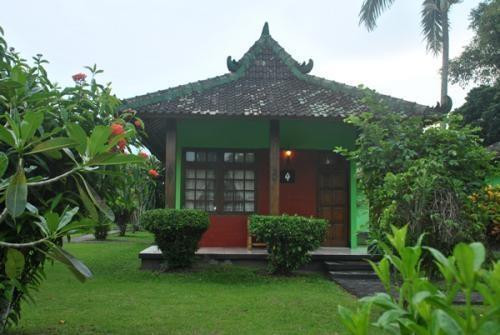 Poeri Devata Resort Hotel Yogyakarta - Taman